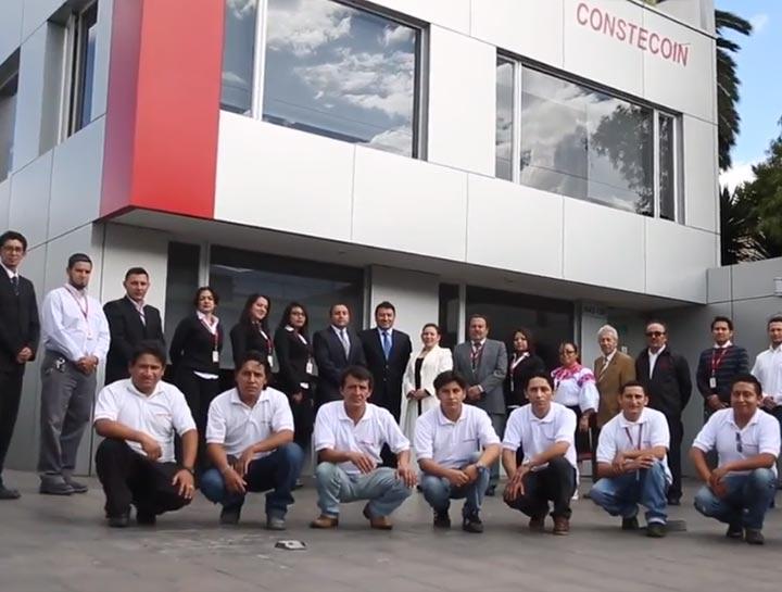 Soluciones inteligentes by Constecoin: planta interna y planta externa